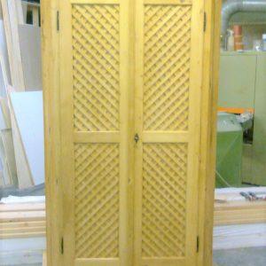 Holz Kasten 1