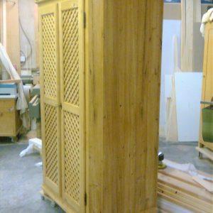Holz Kasten 2