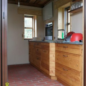 Holzküche Tischler