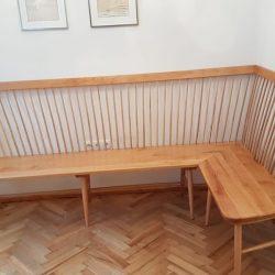 Sitzbank nach Mustersessel gefertigt biberger.at